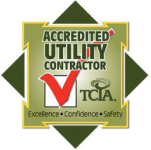 TCIA accredited utility contractor Integrity Tree Services