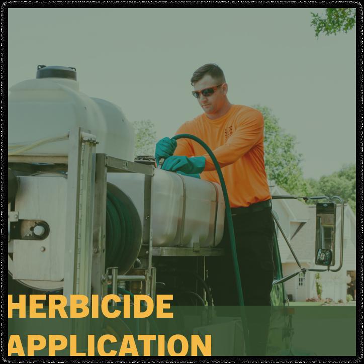 herbicide application company