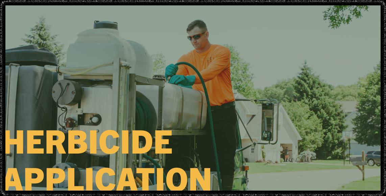 herbicide application services