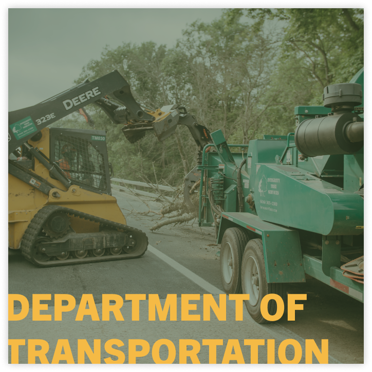 tree service for department of transportation