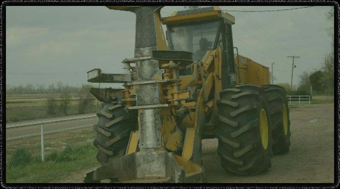 wheeled buncher